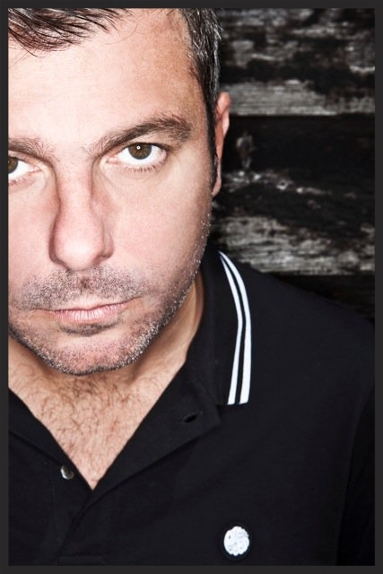 Darren Emerson, one half of dance act Underworld, who remixed Risingson for it's single release.