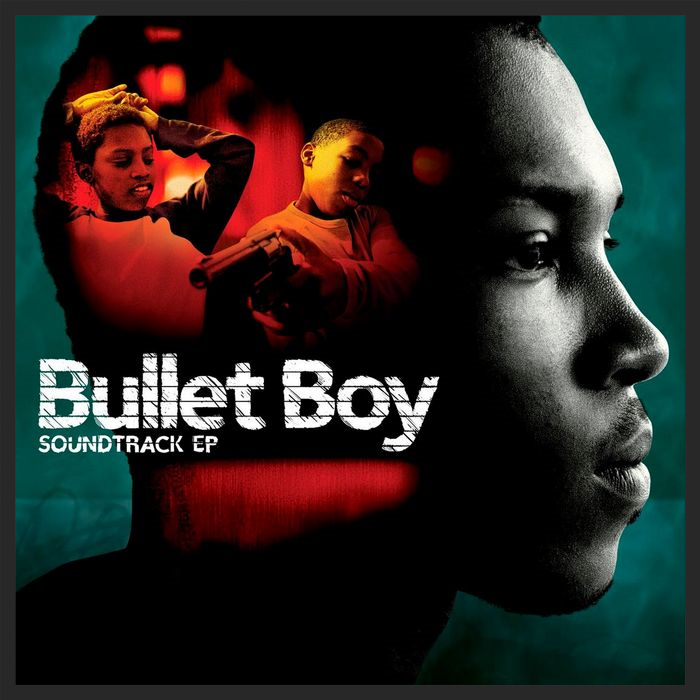 The Front Cover Of The Bullet Boy Soundtrack Release.