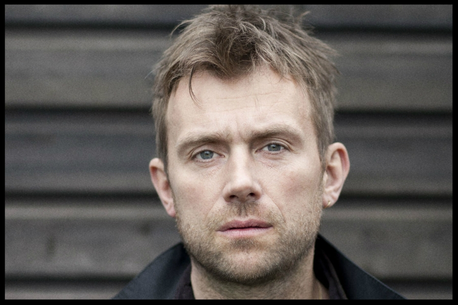 Blur frontman Damon Albarn provided vocals on Saturday Come Slow, which marked his third distinct collaboration with Massive Attack over the years.
