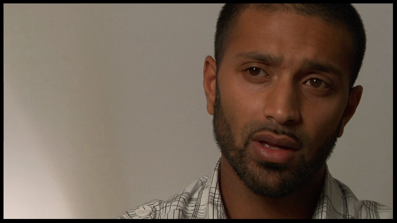 The Guantanamo prisoner, Ruhal Ahmed , who was the main subject of the short film produced to promote Saturday Come Slow.