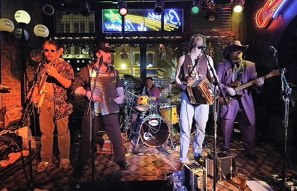 River City Slim and the Zydeco Hogs