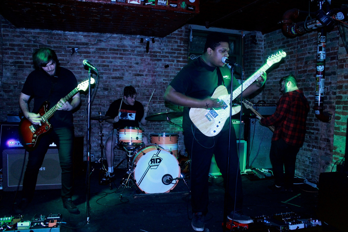 Maryland-based rock band Mother Moon headlines a quintuple bill, Friday, Aug. 14, at The Alternative Gallery in Allentown.