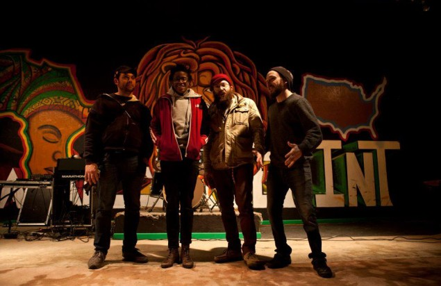 Bethlehem-based reggae group Trouble City All-Stars will open for Snoop Dogg on the Sands Steel Stage at Musikfest.  (Photo Courtesy of ArtsQuest)