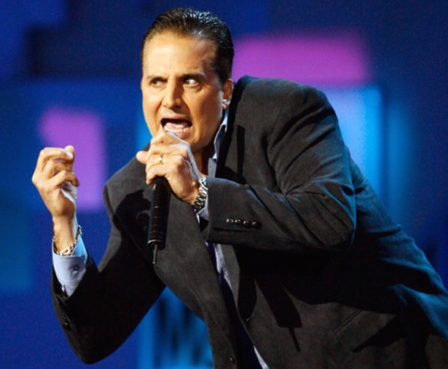 Comedian Nick DiPaolo will perform Friday, Aug. 21, at Musikfest Cafe in Bethlehem.  (NickDip.com Photo)