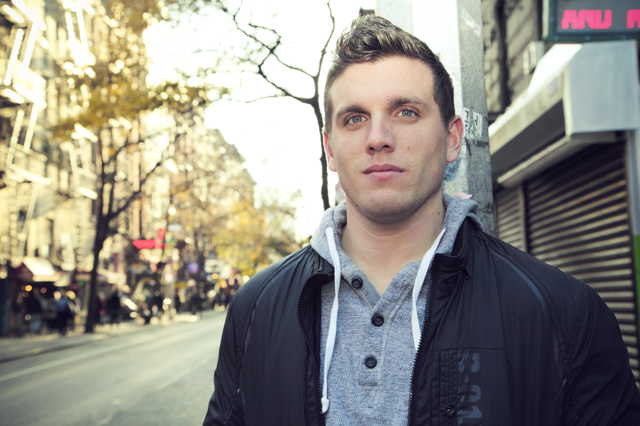 Comedian Chris Distefano will perform Thursday, Sept. 3, at the ArtsQuest Center at SteelStacks in Bethlehem.  (Photo Courtesy of ArtsQuest)
