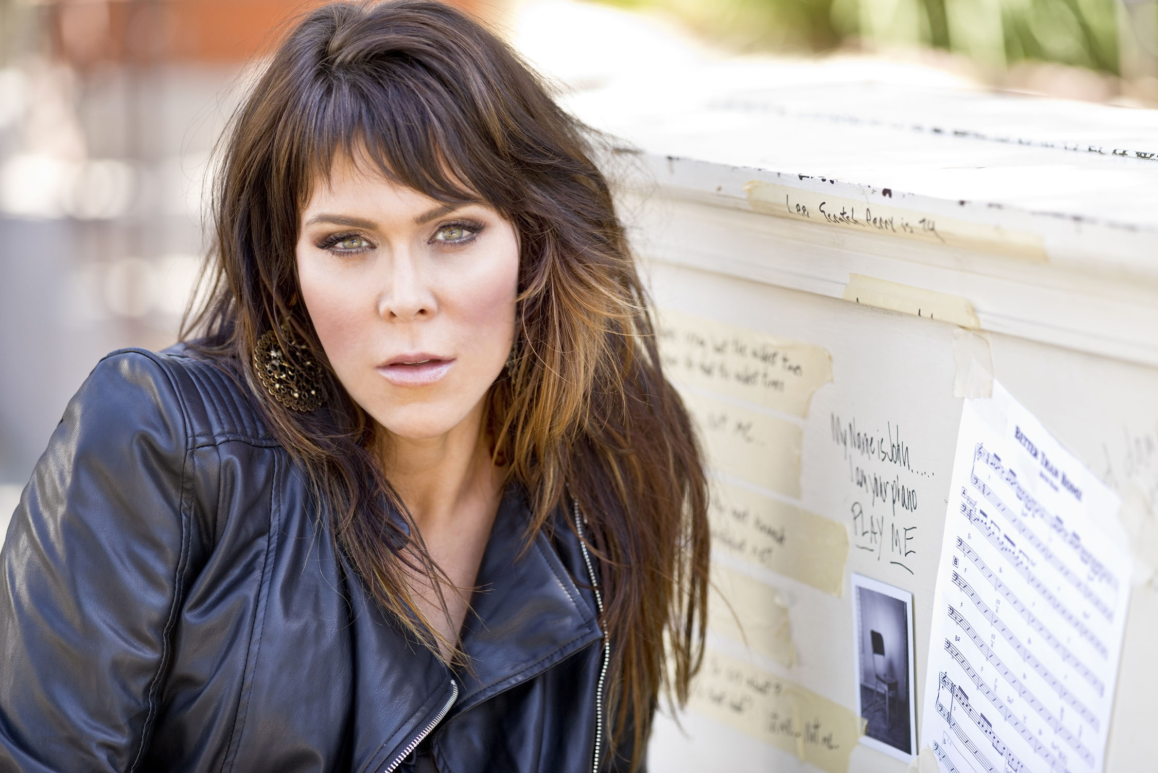 Singer-songwriter Beth Hart will perform March 5 at Musikfest Cafe in Bethlehem.  (Photo Courtesy of ArtsQuest)