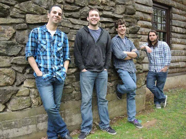 A fundraiser set for Oct. 16 in Bethlehem will help singer-songwrtier Billy Bauer, second from left, of the Billy Bauer Band, pictured, financially recover from potentially career-threatening surgery.  (Courtesy Photo)