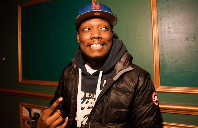 """Comedian Michael Che, of """"Saturday Night Live"""" fame, brings his stand-up tour to Musikfest Cafe in Bethlehem.  (Courtesy Photo)"""