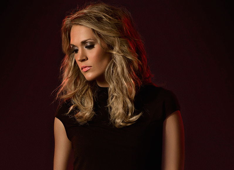 Country music singer Carrie Underwood on March 19 will headline the PPL Center in Allentown. (Courtesy Photo)