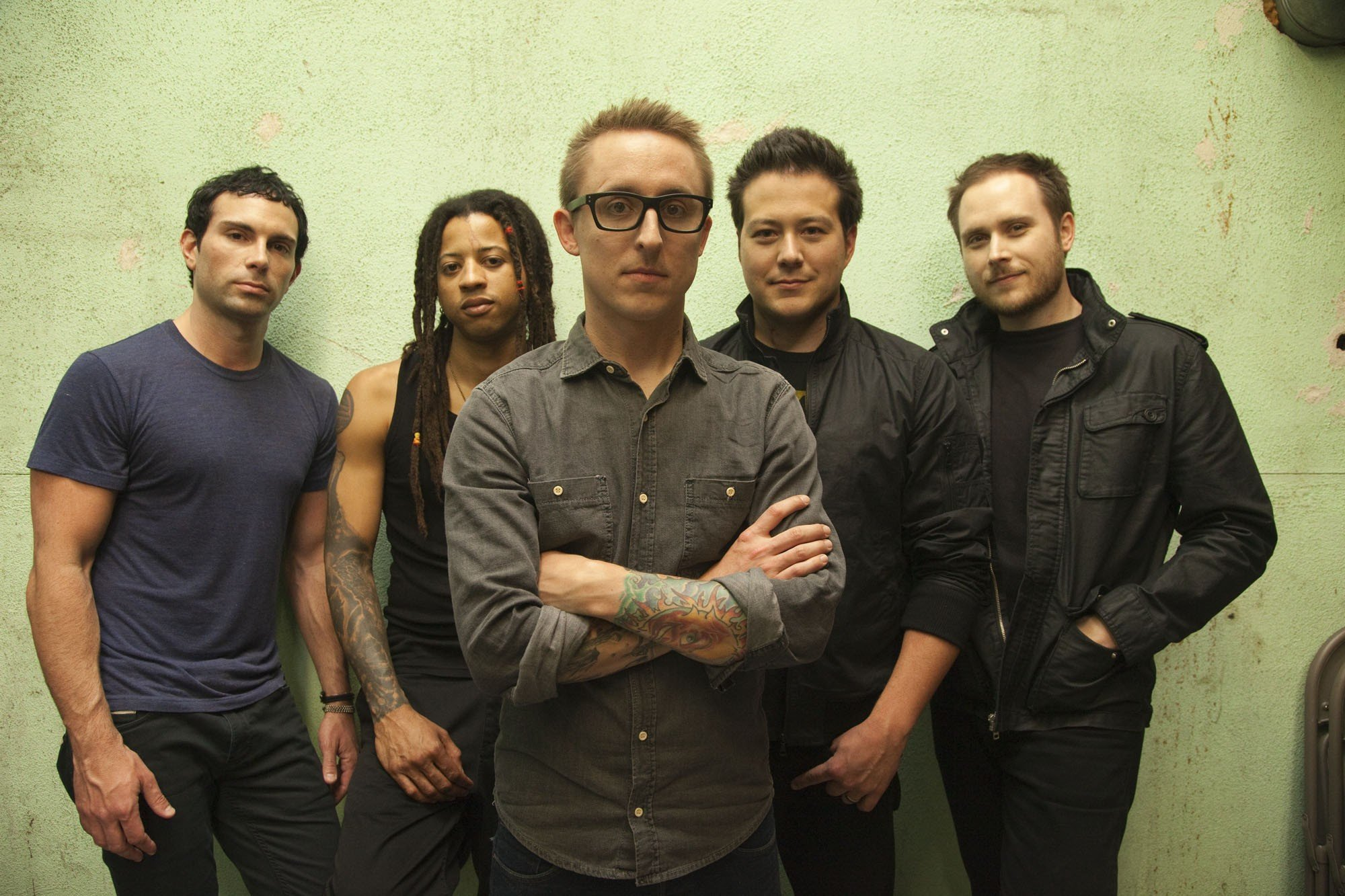 Pop-punk rockers Yellowcard will perform, with New Found Glory, Oct. 31 at the Sands Bethlehem Event Center in Bethlehem.  (Courtesy Photo)