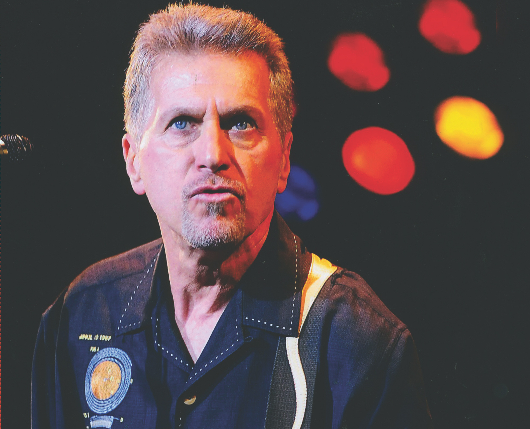 Guitarist Johnny Rivers performs Nov. 13 at the State Theatre in Easton.  (Courtesy Photo)