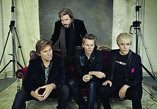 Pop band Duran Duran will perform April 5 at the Sands Bethlehem Event Center in Bethlehem.  (Courtesy Photo)