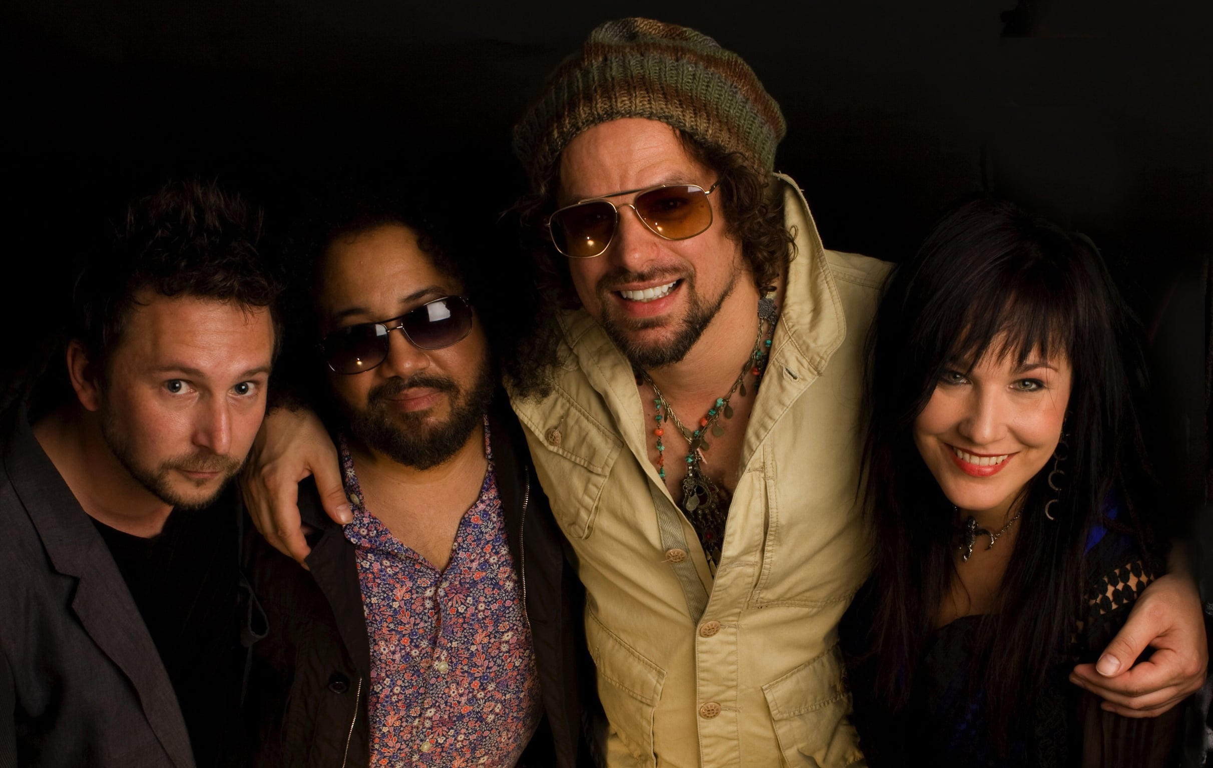 Alternative rock band Rusted Root will return April 1 to Musikfest Cafe in Bethlehem.  (Courtesy Photo)