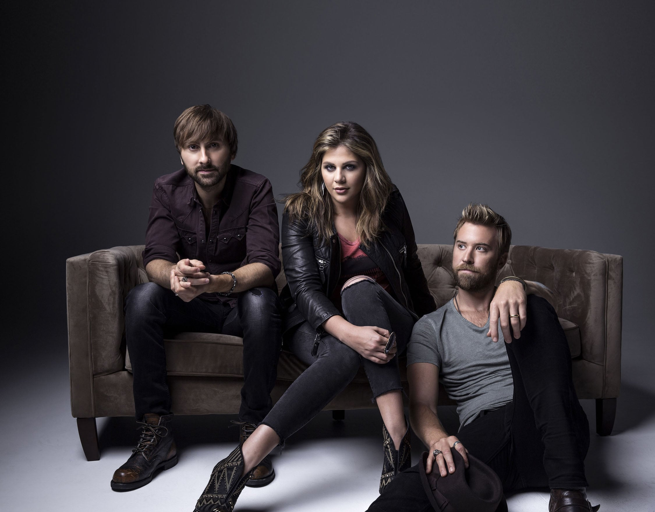 Country music trio Lady Antebellum will perform Aug. 13 at Musikfest in Bethlehem.  (Courtesy Photo)
