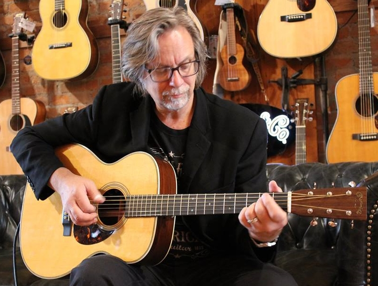 Guitarist Craig Thatcher is among the performers of the 2016 Lehigh Valley Music Awards ceremony in Bethlehem.  (Courtesy Photo)