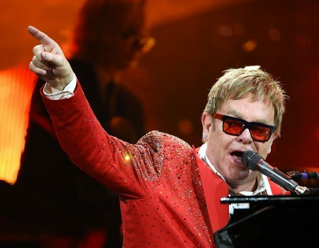 Elton John will perform Sept. 27 at the PPL Center in Allentown.  (Getty Images Photo)