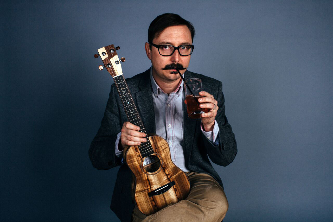 Comedian John Hodgman will perform Nov. 17 at Musikfest Cafe in Bethlehem.  (Courtesy Photo)