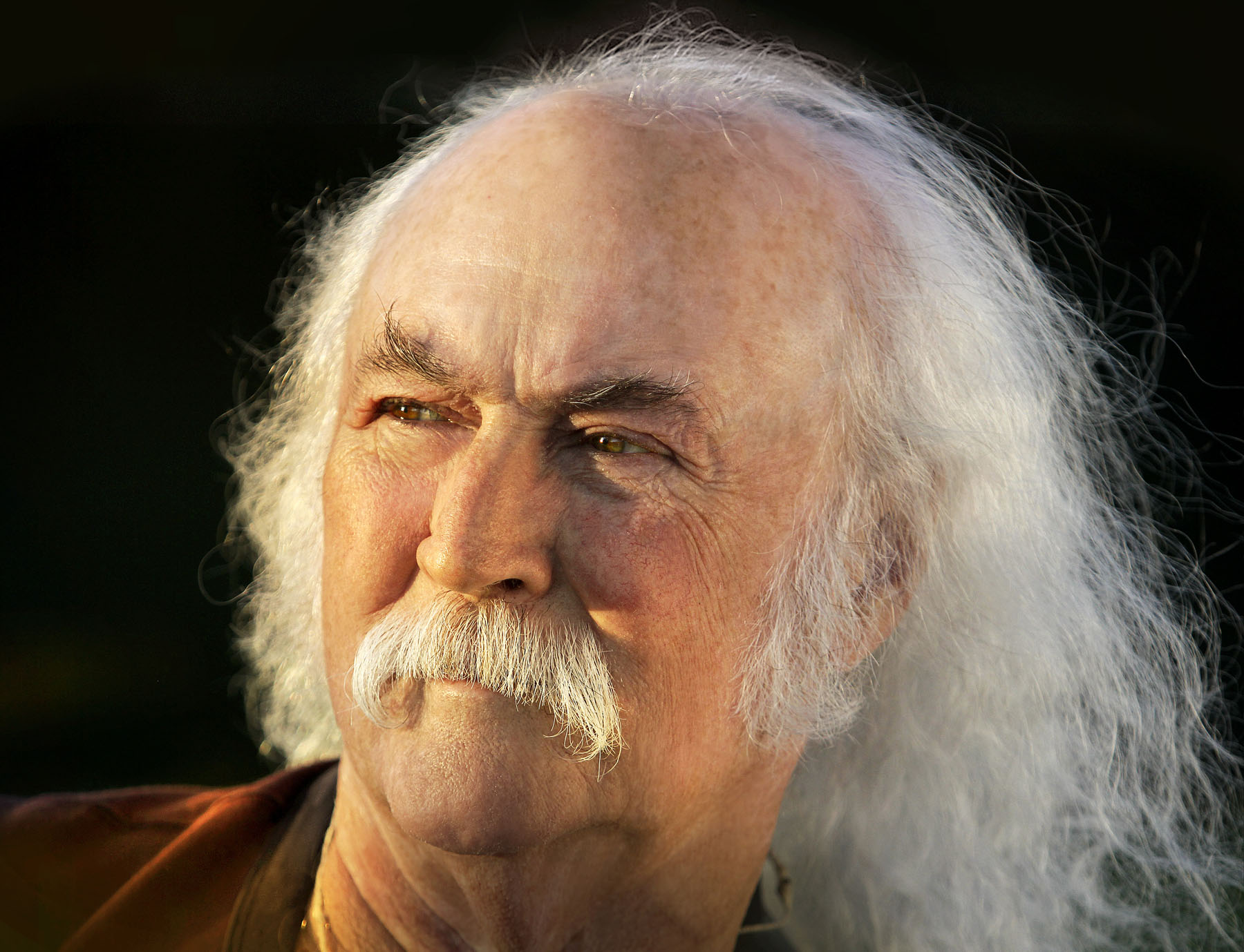 Singer-songwriter David Crosby will perform Aug. 21 at Musikfest Cafe in Bethlehem (Courtesy Photo)