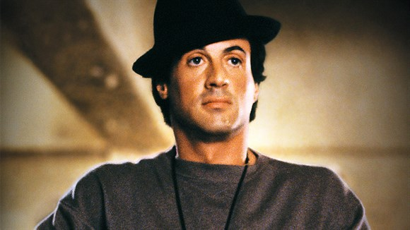 "Sylvester Stallone returns as Rocky Balboa in the 1990 sequel ""Rocky V.""  (United Artists Photo)"