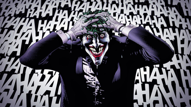 """Batman: The Killing Joke,"" based on DC Comics' critically-acclaimed 1988 graphic novel by Alan Moore and Brian Bolland, will be shown July 25 in Allentown.  (DC Entertainment/Warner Bros. Photo)"