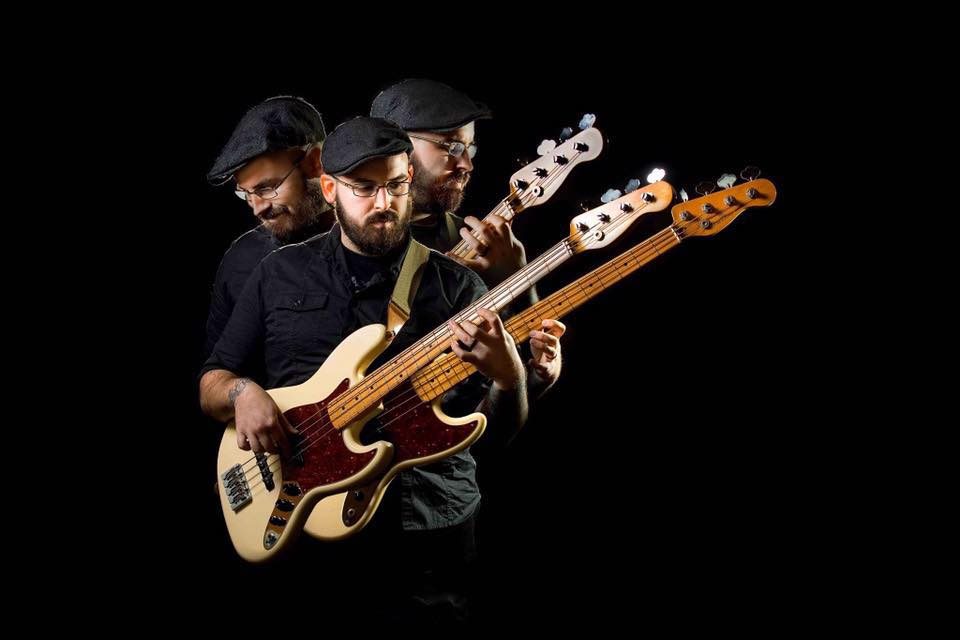 """Bassist Shawn Cav and his ensemble will celebrate the release of their debut album, """"Glass Houses,"""" on July 30 at The California Drum Shop in Bethlehem.  (Bill Stank Photo)"""