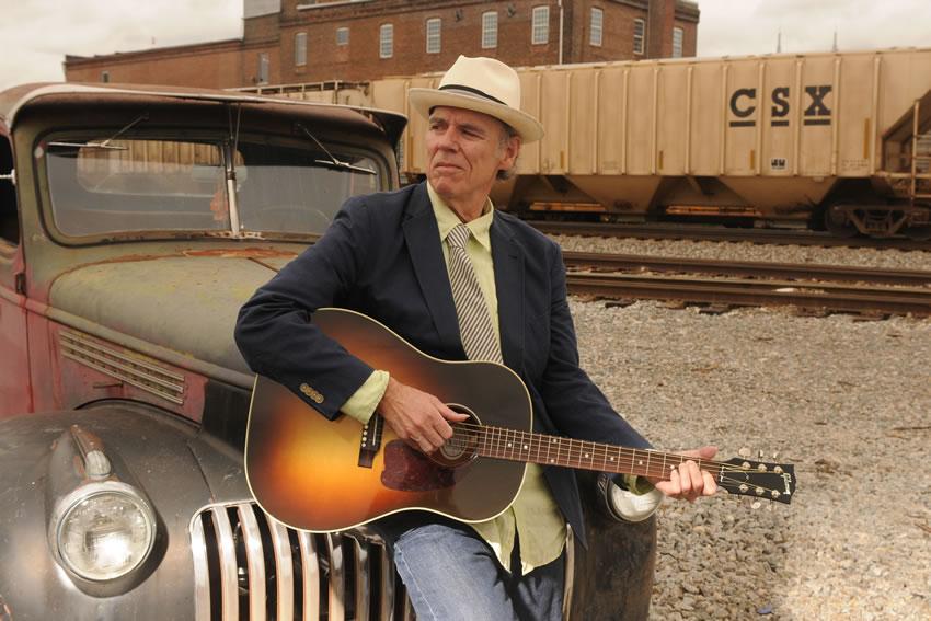 Singer-songwriter John Hiatt will perform Nov. 18 at Musikfest Cafe in Bethlehem.  (Michael Wilson Photo)