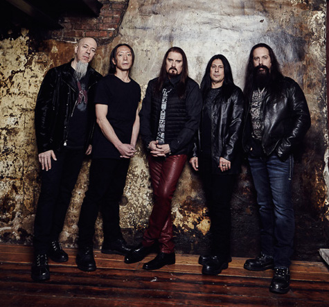 Dream Theater  (Courtesy Photo)