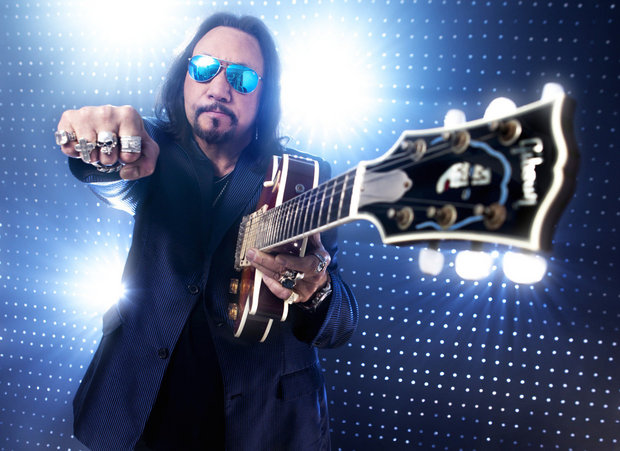 Ace Frehley.  (Courtesy Photo)