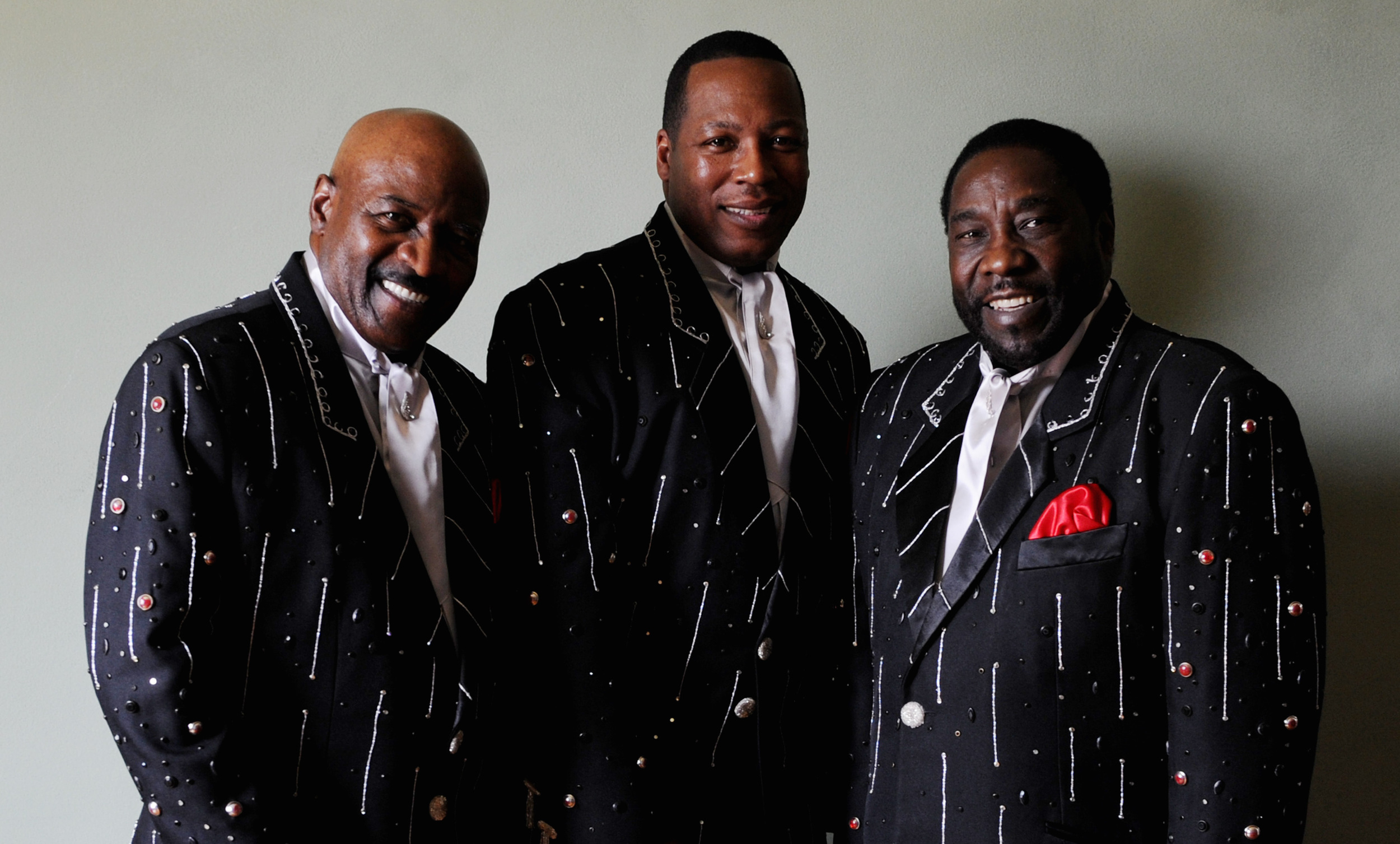 Rock and Roll Hall of Fame R&B group The O'Jays will perform in October at the Sands Bethlehem Event Center in Bethlehem.  (Courtesy Photo)