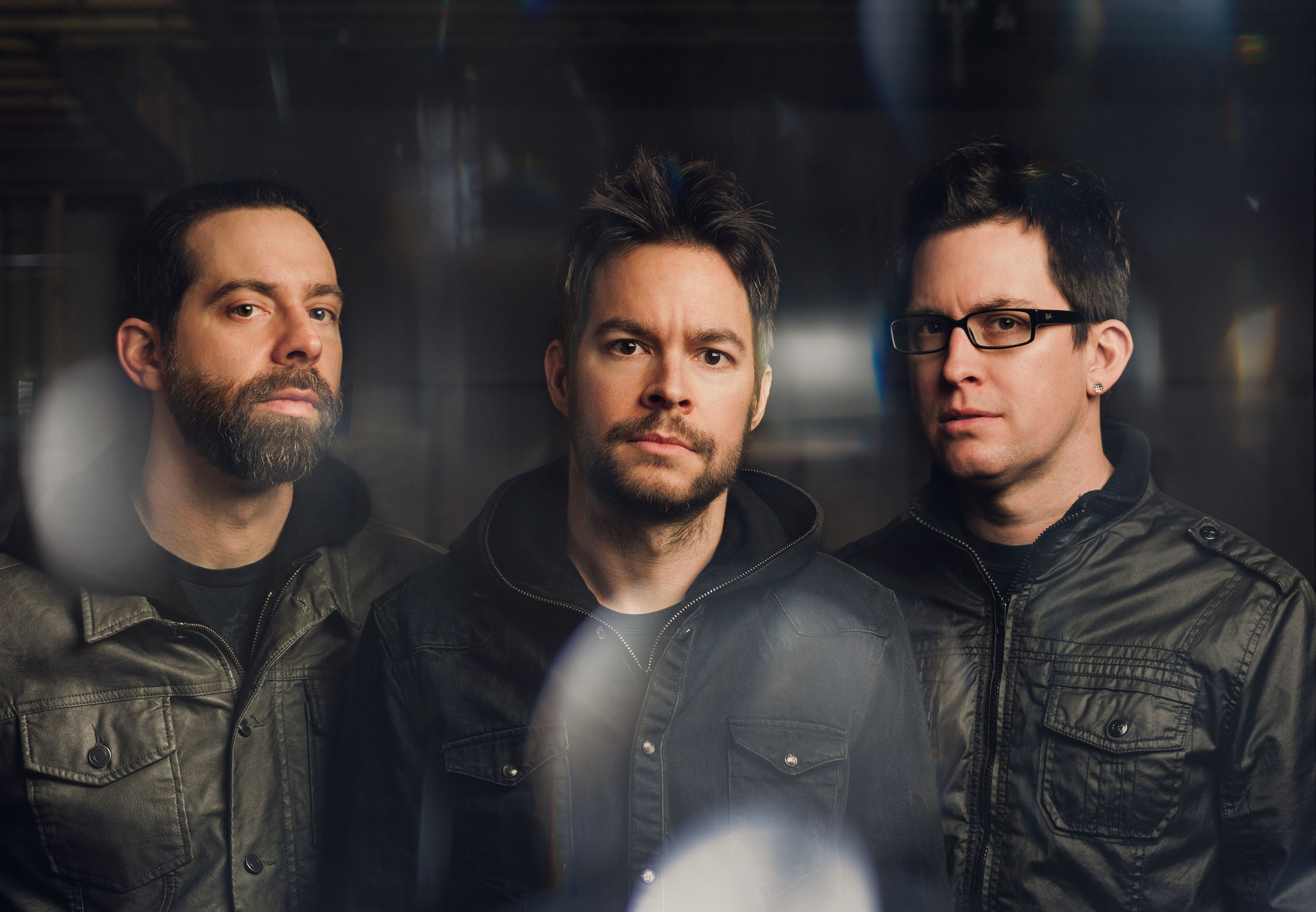 Alternative-metal band Chevelle on Aug. 11 performed with grunge rockers Bush at Musikfest in Bethlehem.  (Courtesy Photo)