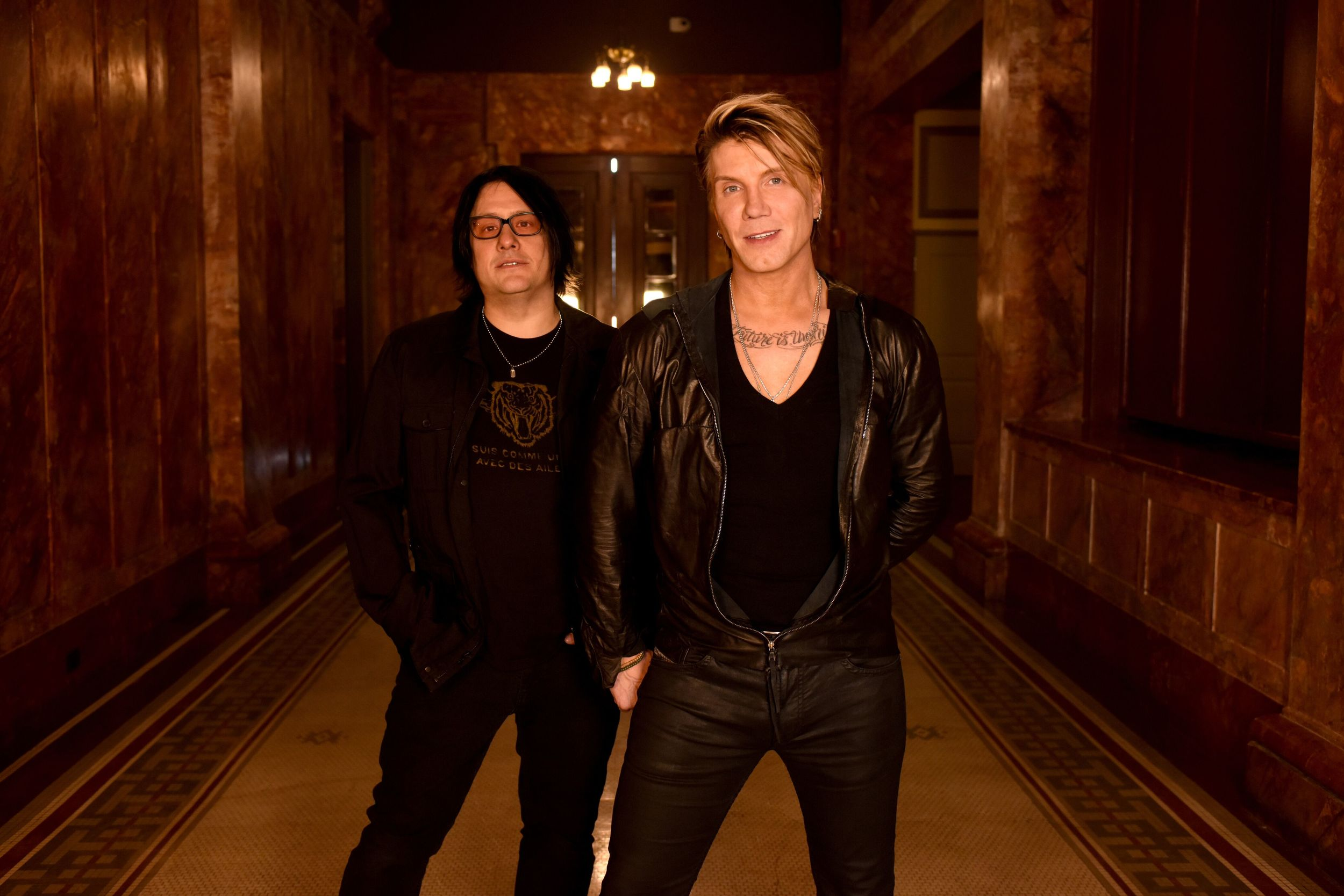 Goo Goo Dolls will return in November to the Sands Bethlehem Event Center.  (Courtesy Photo)