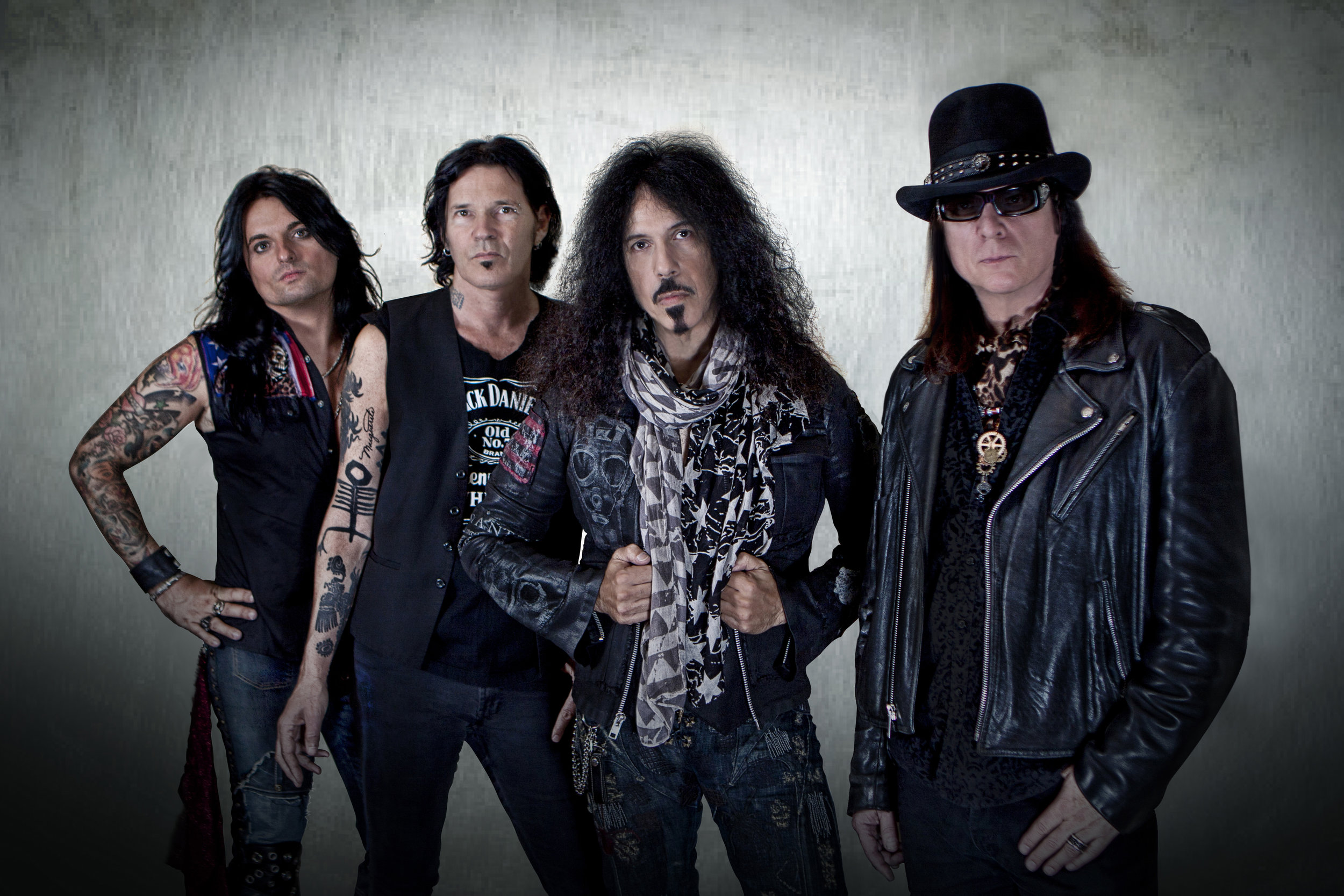 Quiet Riot on Sept. 8 will headline the Gin Mill & Grille in Northampton.  (Courtesy Photo)