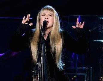 Stevie Nicks.  (Associated Press Photo)
