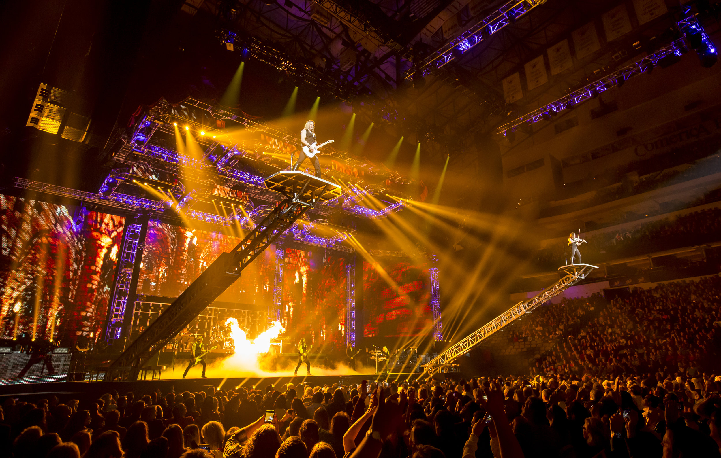 Trans-Siberian Orchestra will perform Nov. 18 at the PPL Center in Allentown.  (Courtesy Photo)