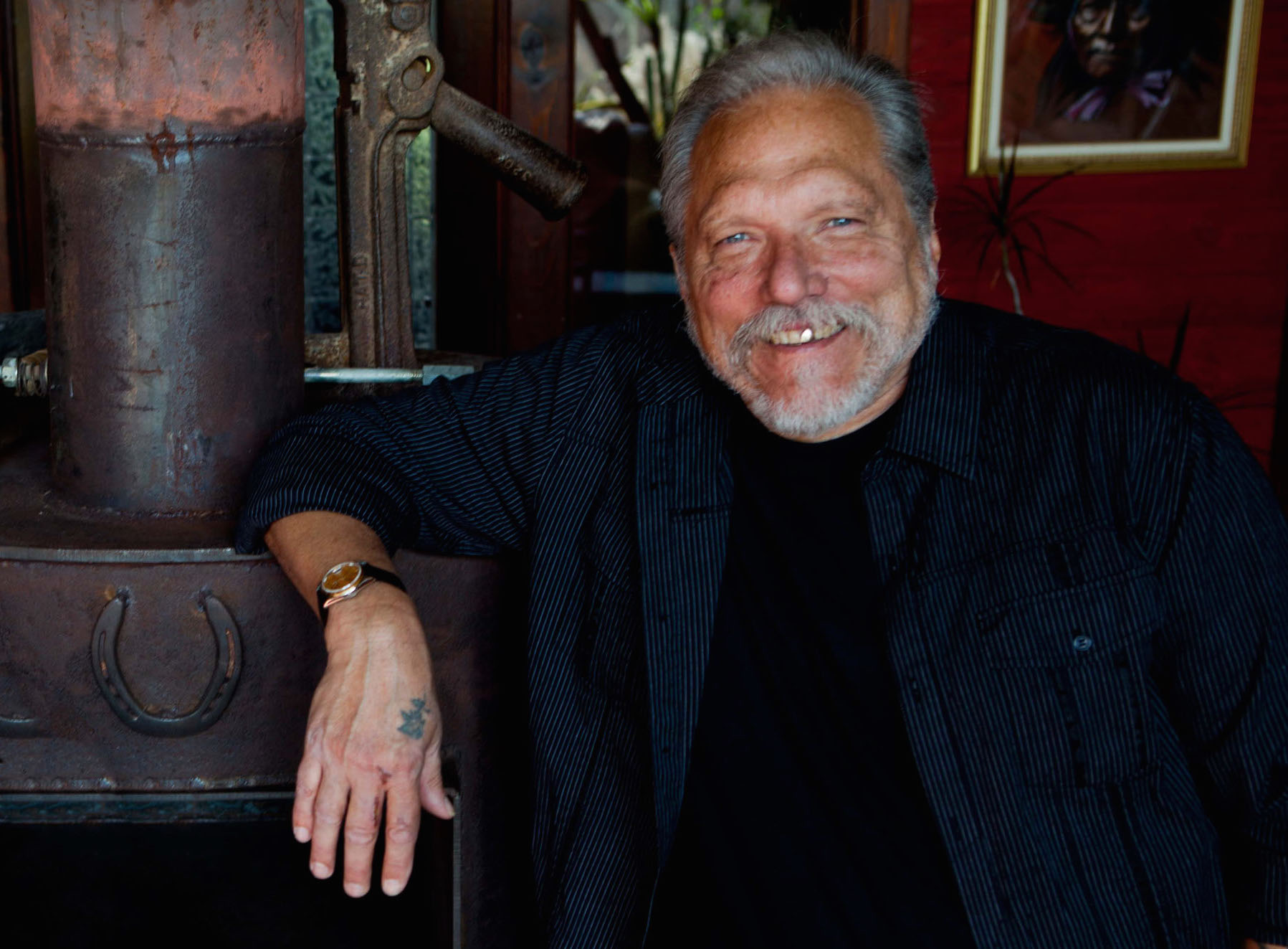 Hot Tuna and former Jefferson Airplane guitarist Jorma Kaukonen will perform Dec. 11 at Musikfest Cafe in Bethlehem.  (Courtesy Photo)