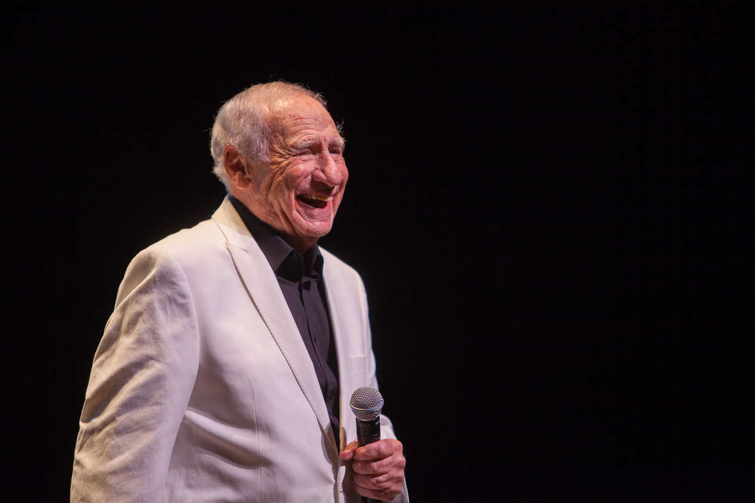 Director, actor and screenwriter Mel Brooks will appear Dec. 9 at the State Theatre in Easton.  (Courtesy Photo)