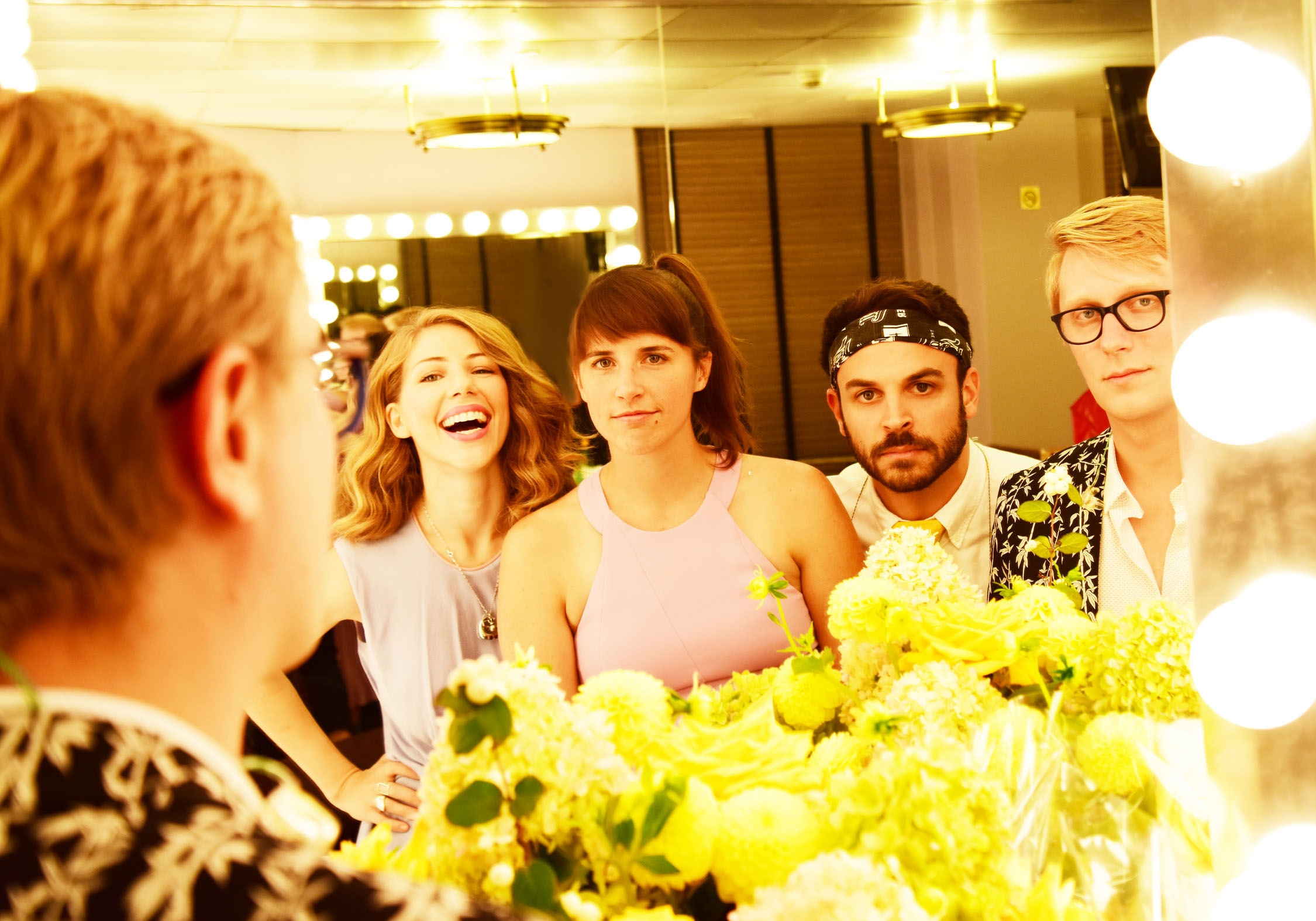 Rock band Lake Street Dive will return June 13 to Musikfest Cafe in Bethlehem.  (Courtesy Photo)