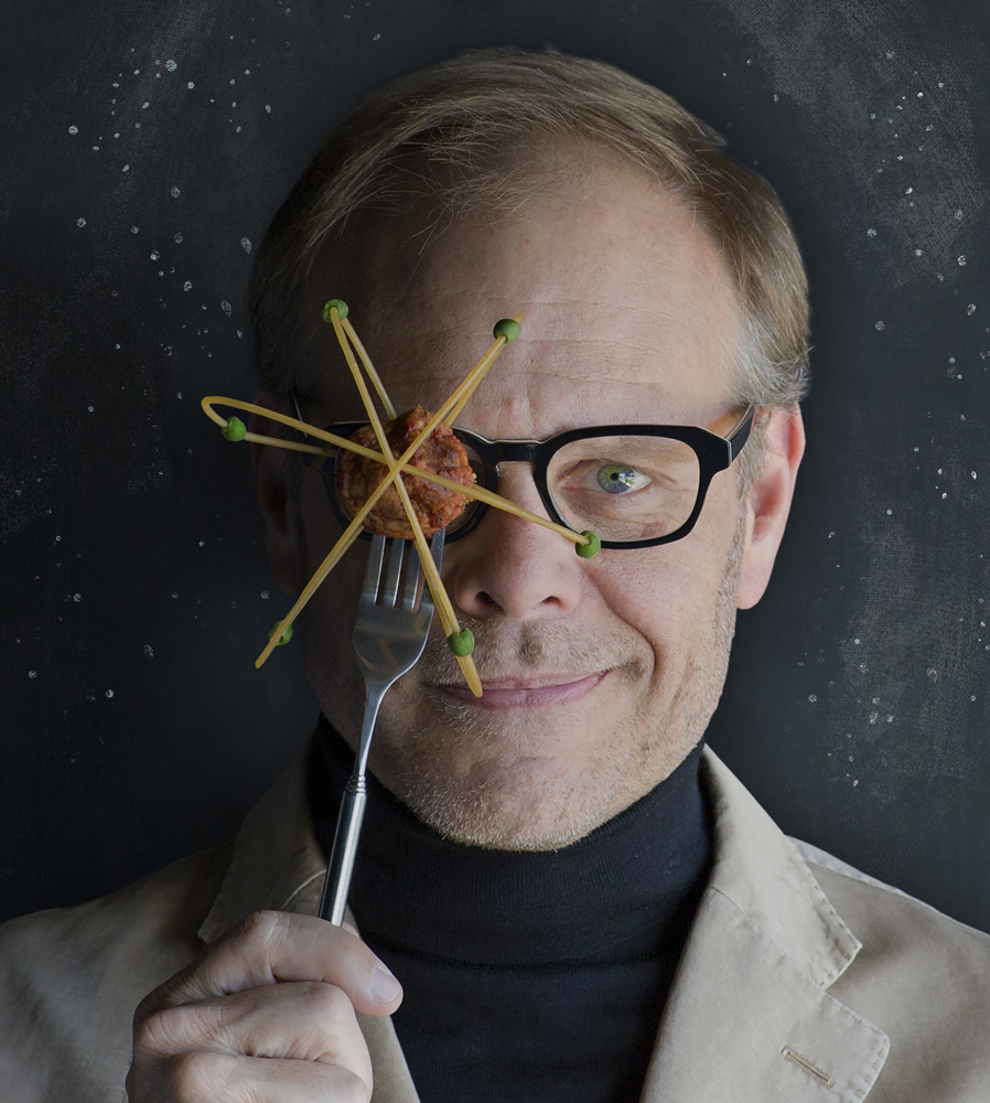 Alton Brown.  (Courtesy Photo)