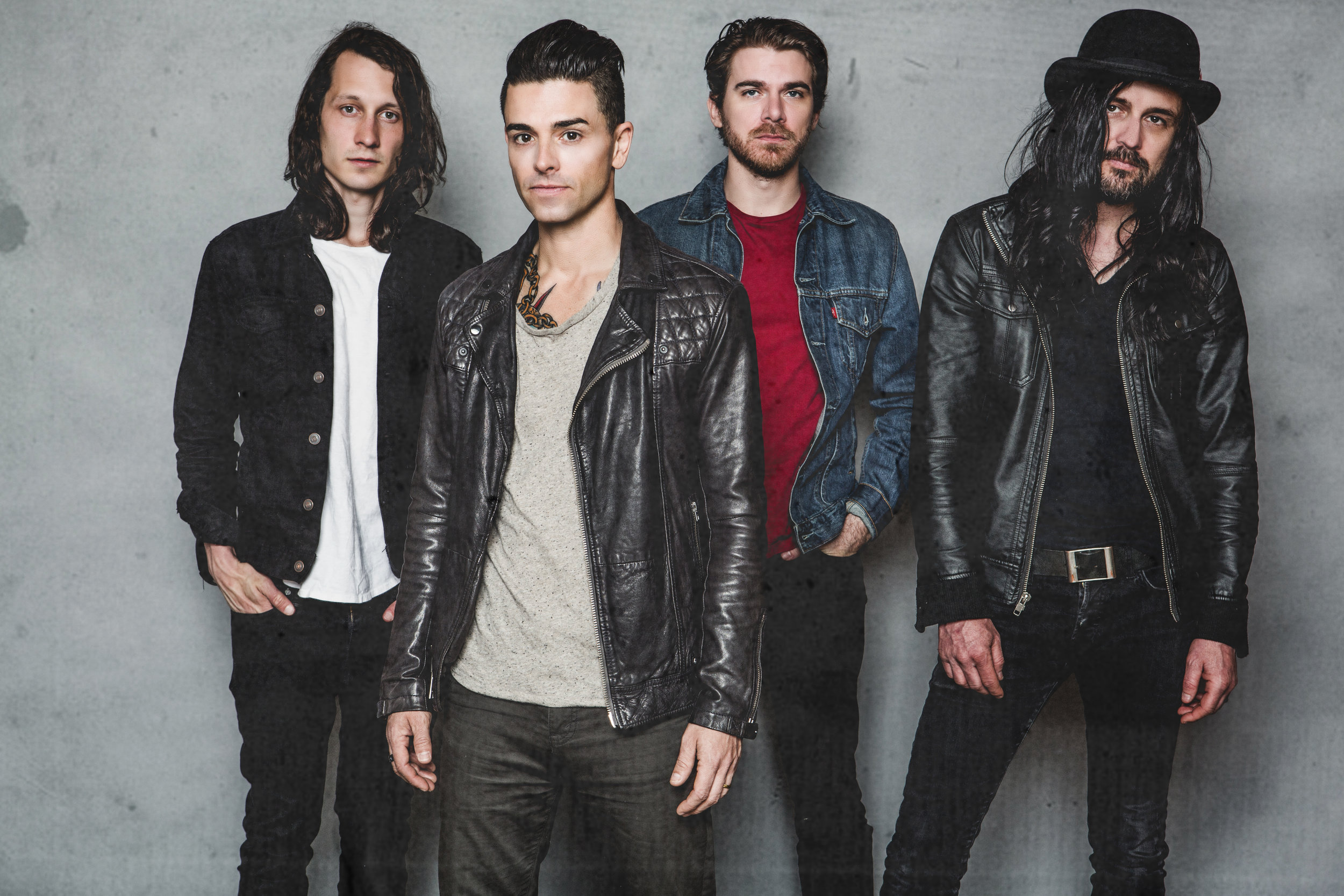Alternative rock band Dashboard Confessional will perform July 30 at the Sands Bethlehem Event Center in Bethlehem.  (Courtesy Photo)