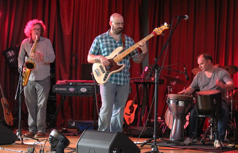 Shawn Cav Ensemble