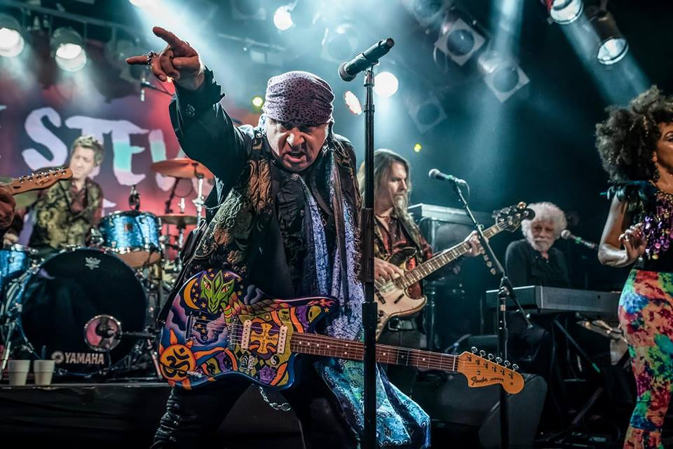 Little Steven & Disciples of Soul perform tonight at the State Theatre in Easton.  (Photo Courtesy of State Theatre)