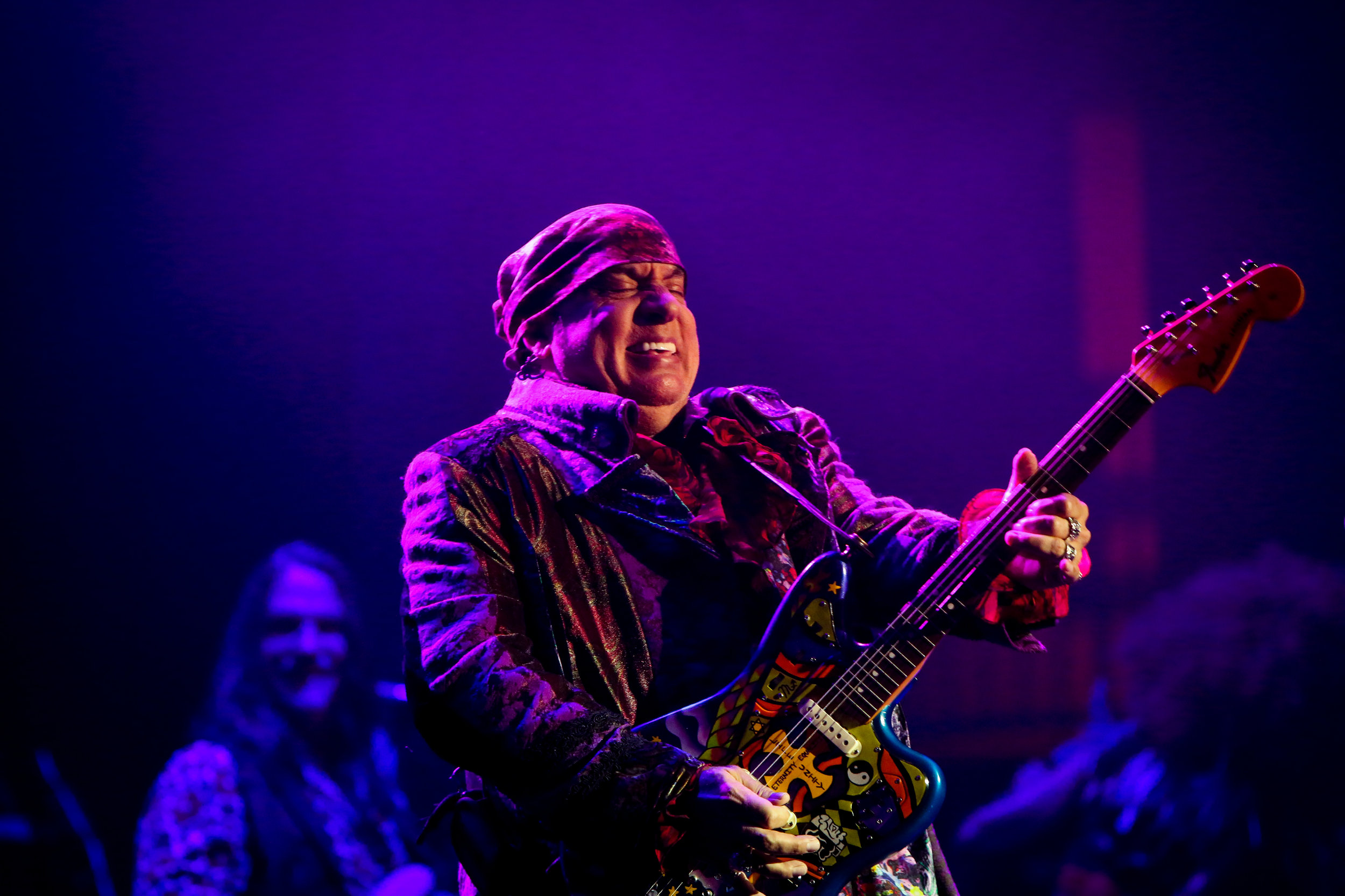 Little Steven Van Zandt and the Disciples of Soul Perform Friday at the State Theatre in Easton