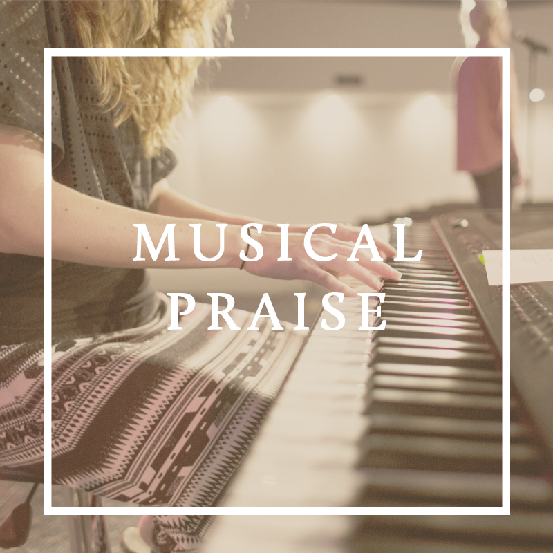 Musical Praise at Summit Grove Community of Christ