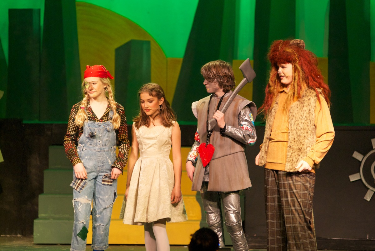 The Wiz (2013, CT English Shining Stars)
