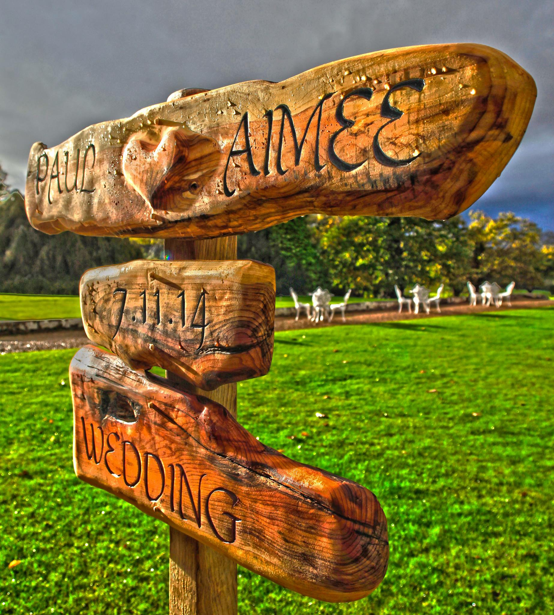 20141107 Wedding Sign (1).JPG