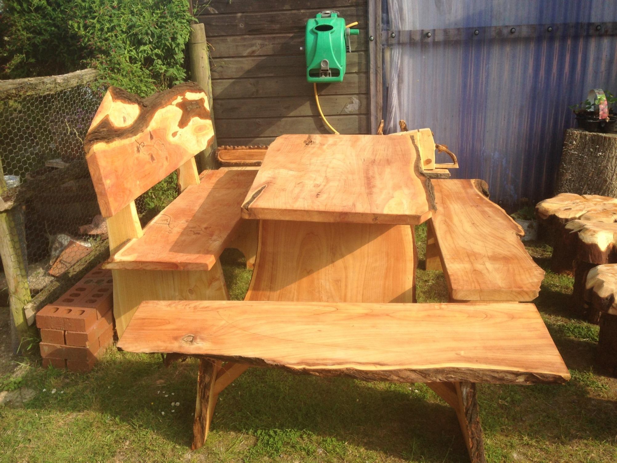 20150619 Bench Set (1).JPG