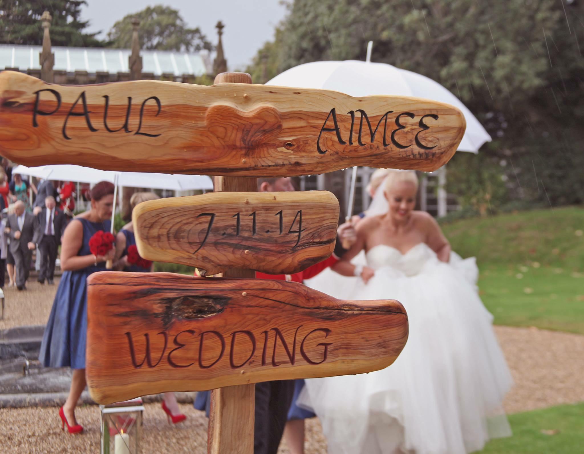 20141107 Wedding Sign (2).JPG