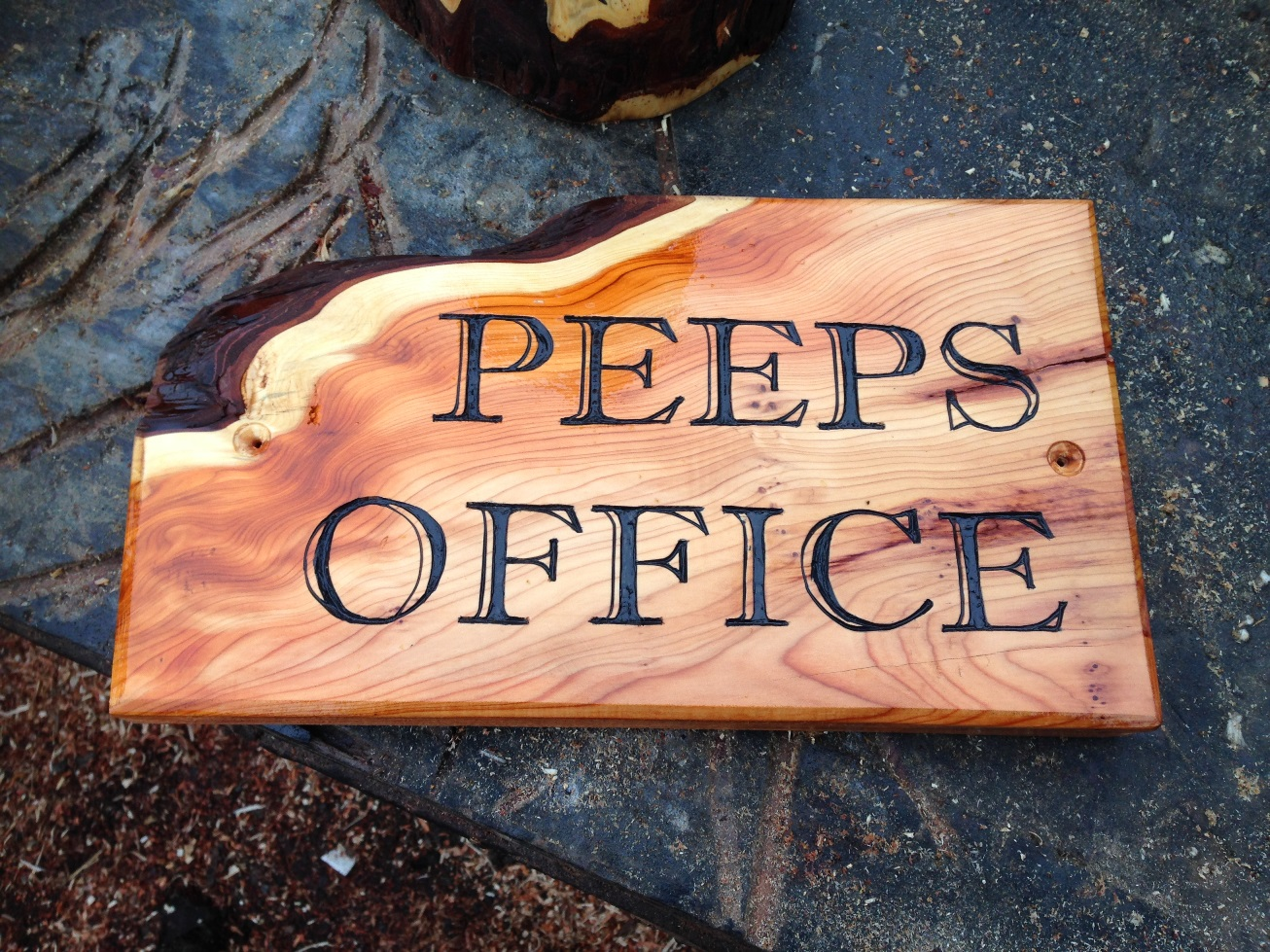20141209 Sign Peeps Office (1).JPG