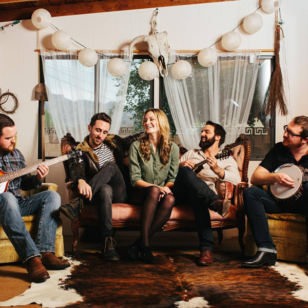 Rosie Harlow & The Tall Tale Boys - BICYCLE DRIVE-IN