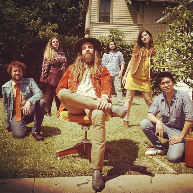 Our next #sam18 #buskerfest competing band spotlight points to #janie. Their family band approach takes inspiration from classic Country Western, psychedelic sounds and modern art rock. Frequently collaborating with an ever-evolving  talent pool within the vibrant Long Beach artist community, Janie's live energy is raw and visceral. Catch them on the Fender's Ballroom flatbed tomorrow at SAM's 10th annual Buskerfest!The 8 band showdown starts at 5pm in the East Village where First meets Linden, followed by #truliodisgracias #psychictemple #mikewattandthesecondmen And #theblasters 🔥🔥🔥🔥 Follow the link in our bio for more deets - this event is FREE as SAMusual, thanks to our sponsors! #sam18 #dlba #summerandmusic